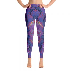 PILATES LEGGINGS: HOLLAND DAYS