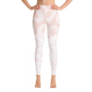 barre leggings love